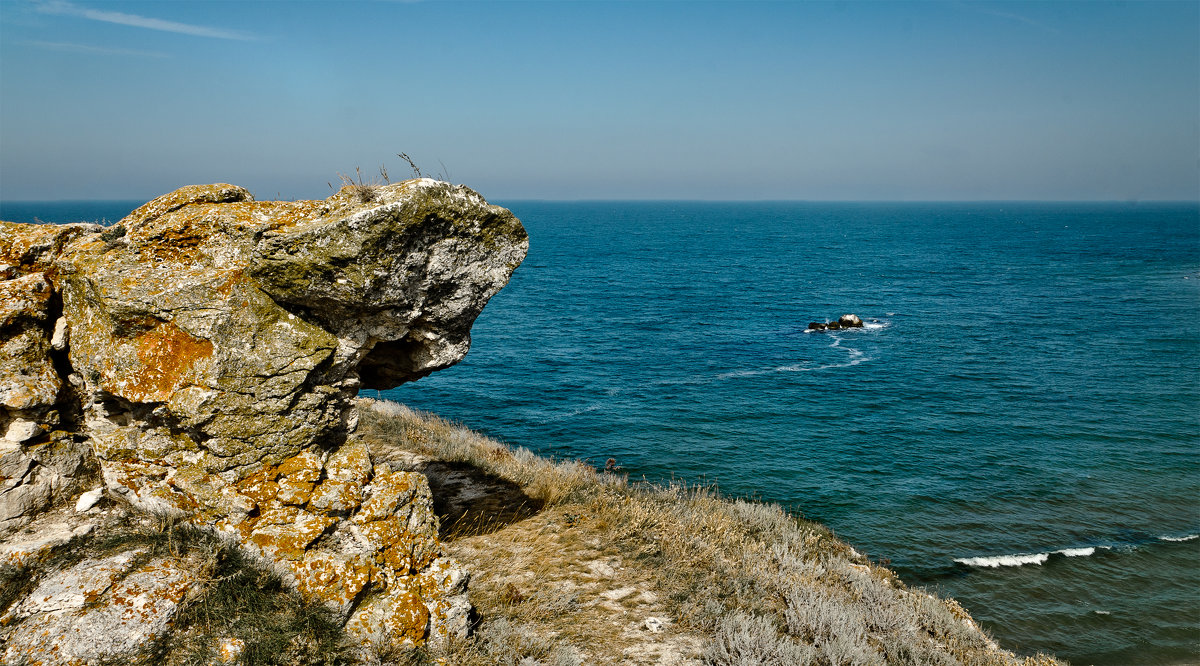 Крым Генеральские пляжи. Пляж Каменный воран - Александр Березуцкий (nevant60)