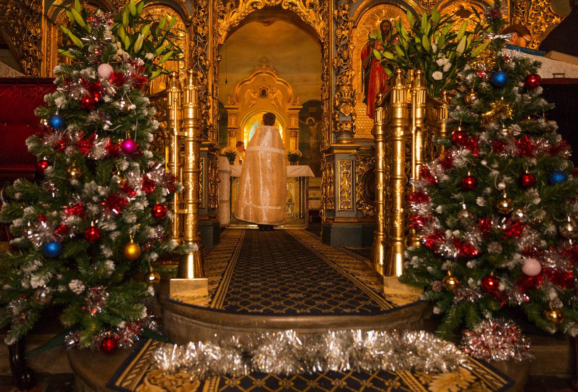 Рождество Христово. Праздничная Литургия - Мария Корнилова