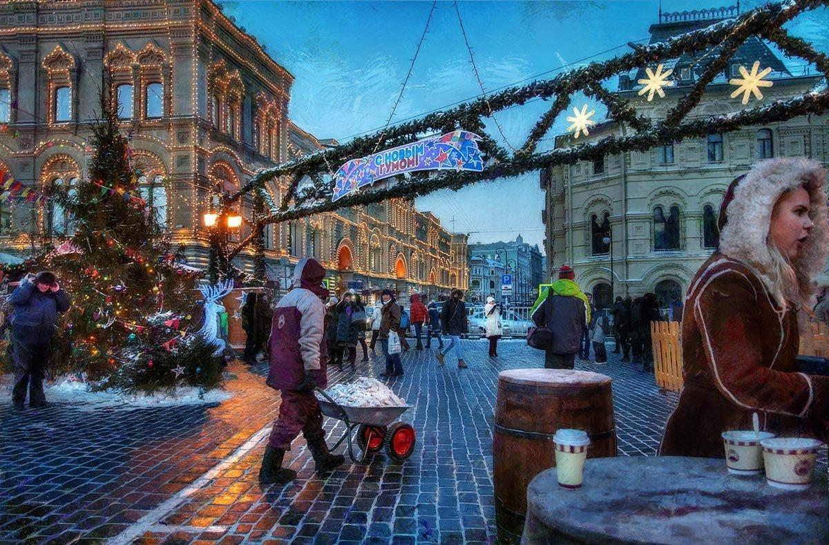 Снег-то нынче в цене? - Ирина Данилова
