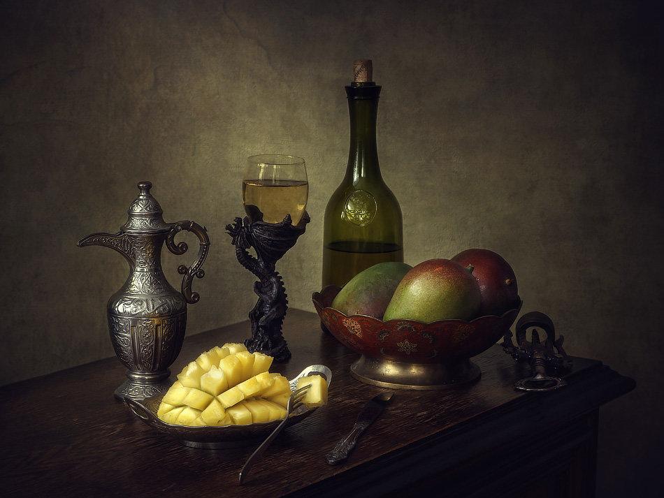 Натюрморт с манго - Ирина Приходько
