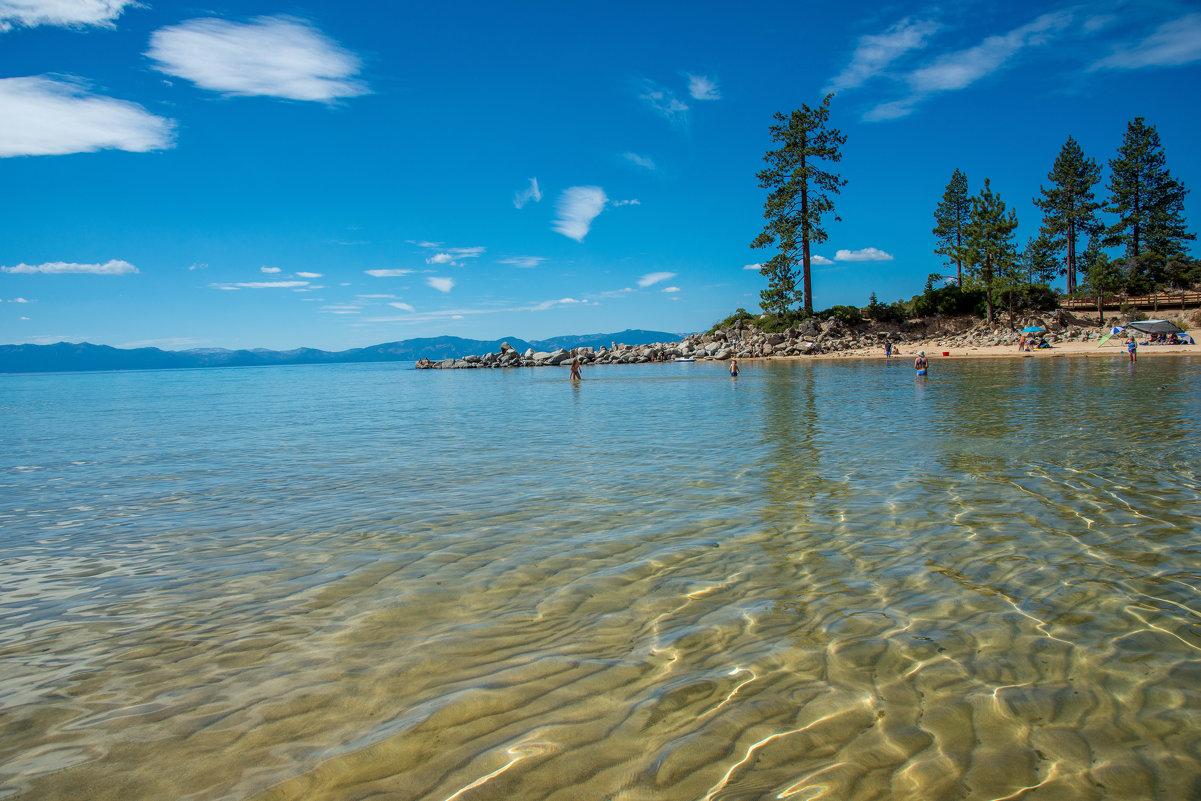 Lake Tahoe. - Leonid