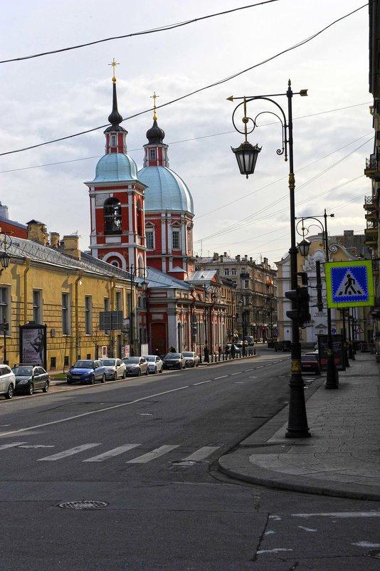 Санкт-Петербург Улица Пестеля - Вячеслав