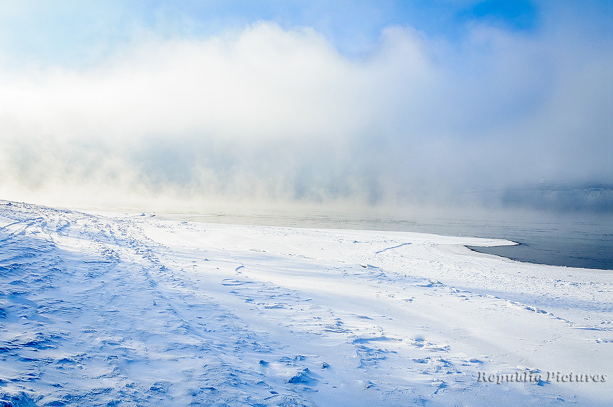 Там за туманами..... - Ричард Петров
