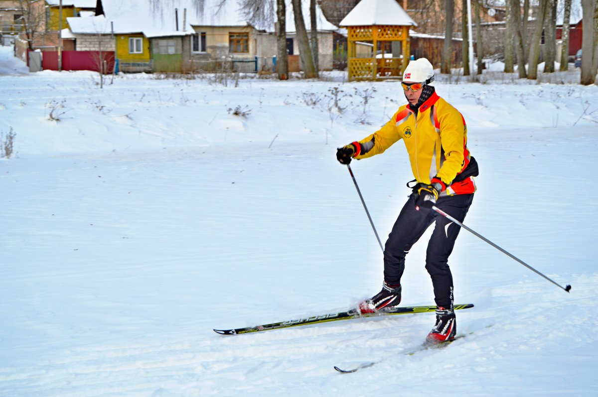 Лыжню! - Vladimir Semenchukov