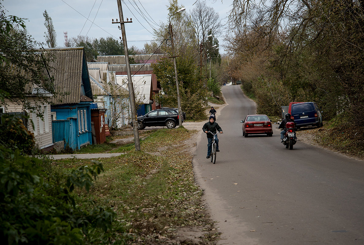 Утро маленького городка 3 - Тамара Цилиакус