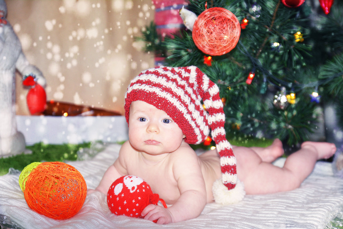 Новогоднее настроение) - Любовь