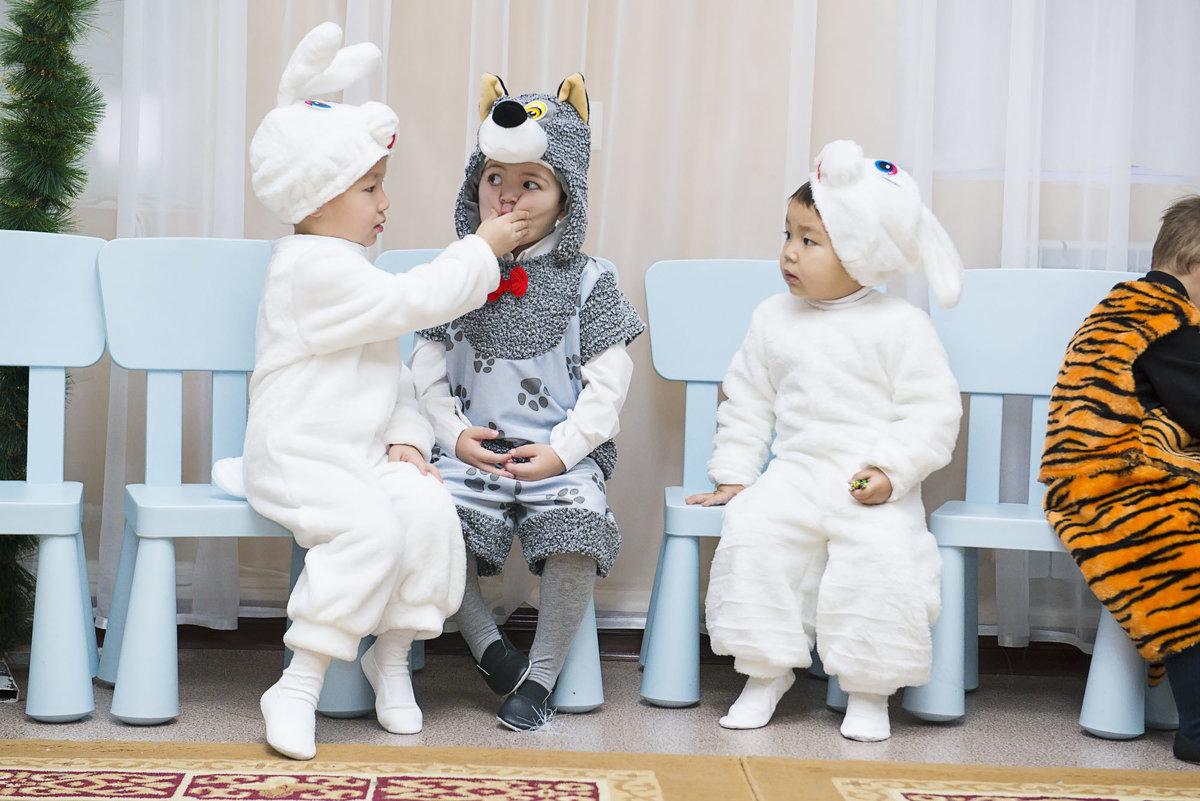 Детская непредсказуемость) - Элеонора Флаум