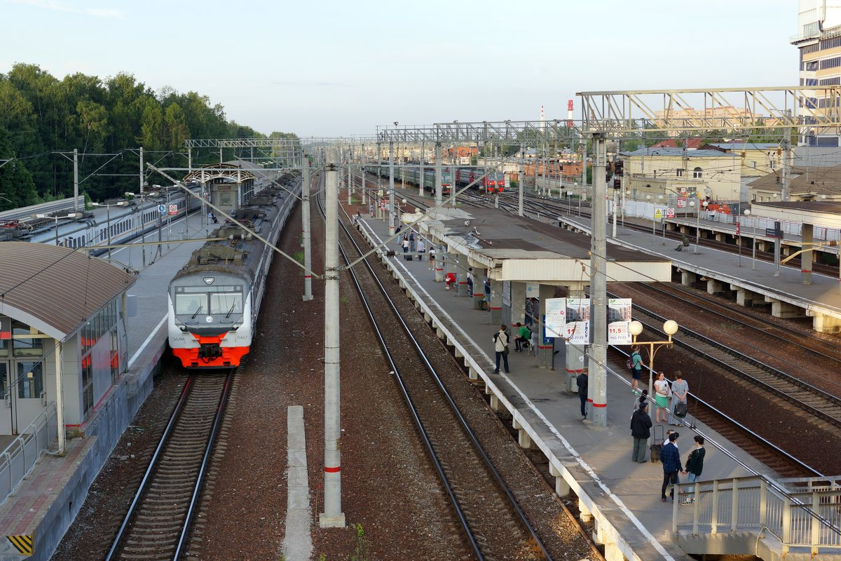 Железнодорожный - mikhail
