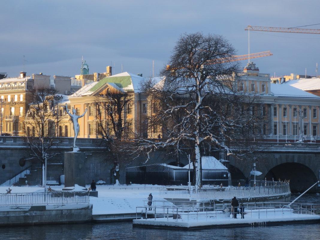 красавец - Стокгольм - Елена