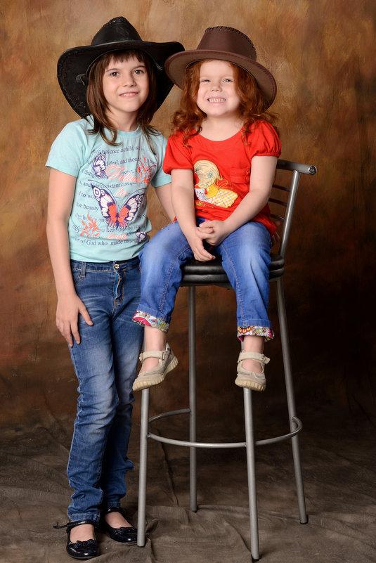 Сестрёнки - Александра nb911 Ватутина