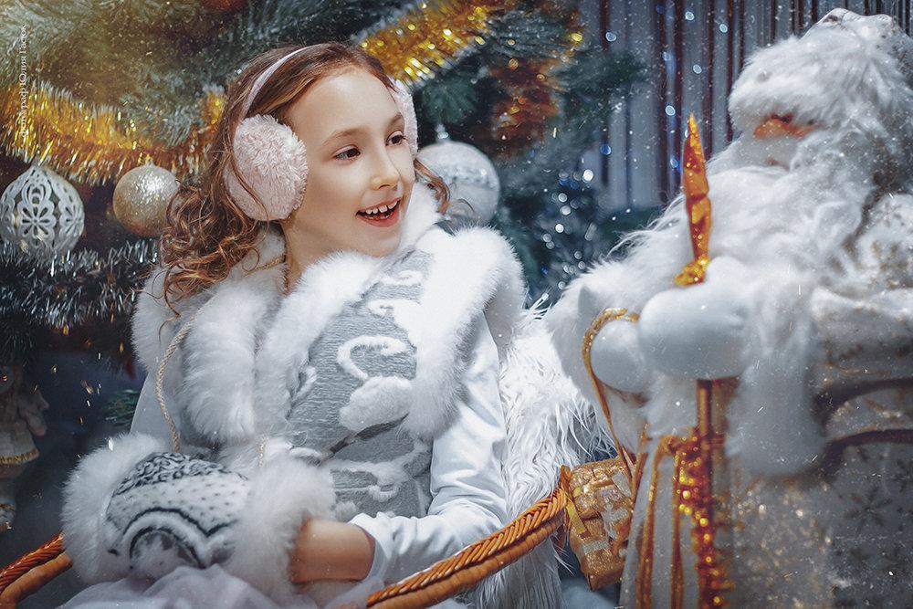Новогодняя :) - Юлия Гасюк