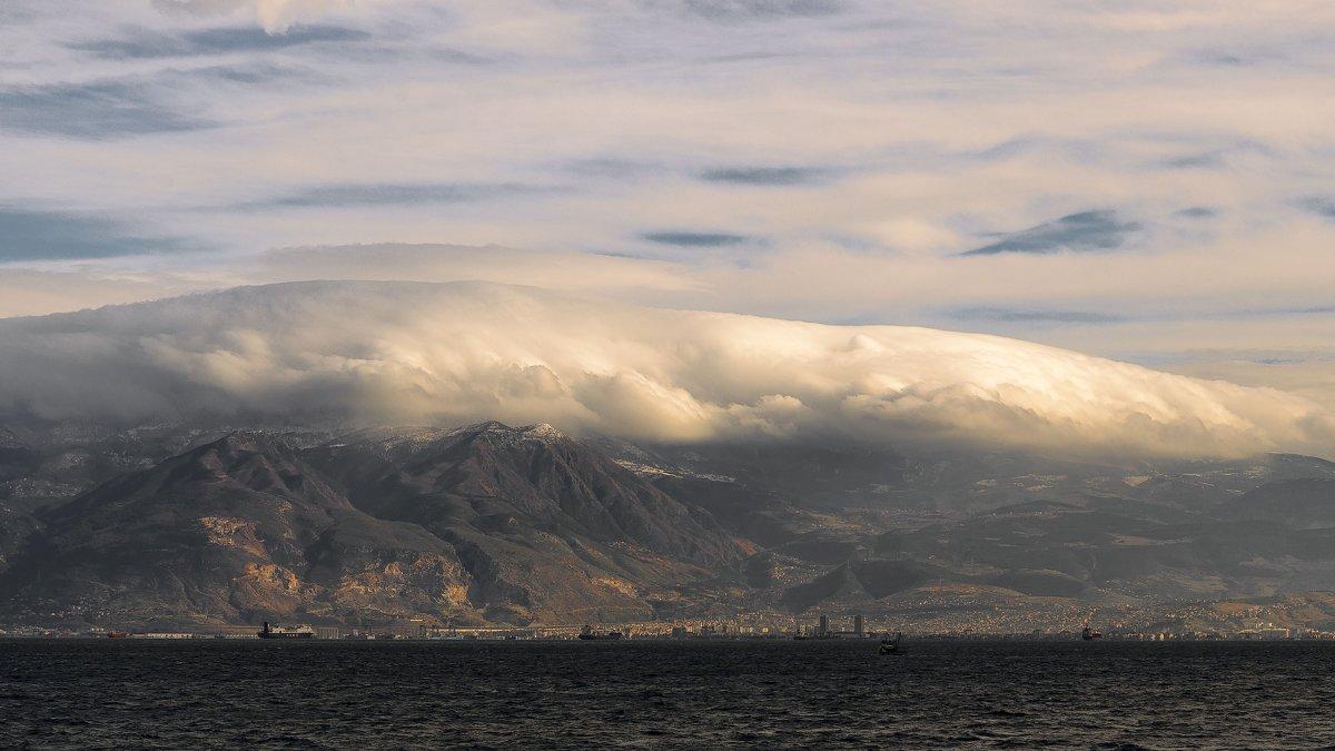 горный хребет Нур (Турция, залив Искендерун) - Константин Сытник