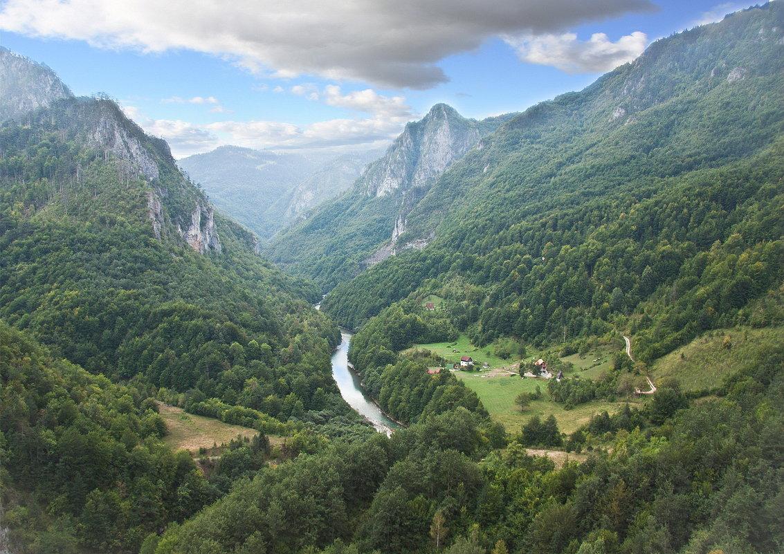 Сказочная страна Черногория - Валерий Кишилов