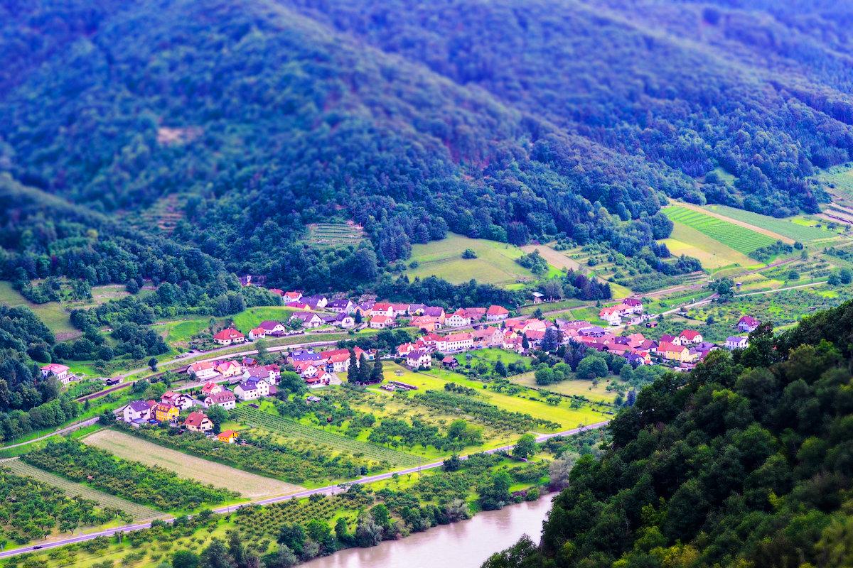 Долина Вахау, Австрия - Сергей Хомич