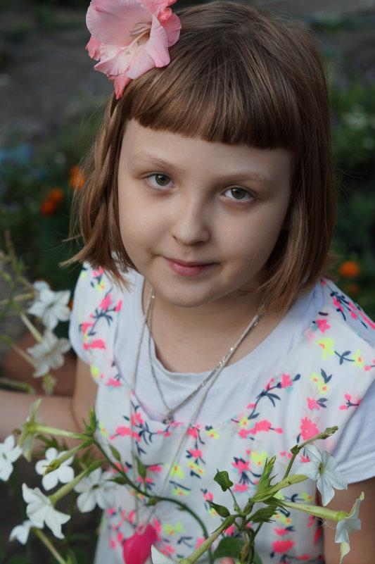 Девочка - Мария Шевчик
