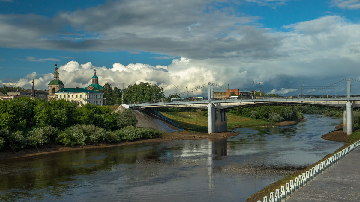 Смоленск. Мост через Днепр. - Олег Козлов