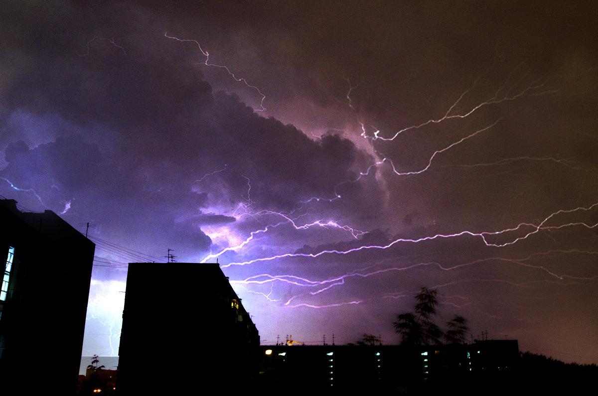 Thunder storm - Сергей Nikon