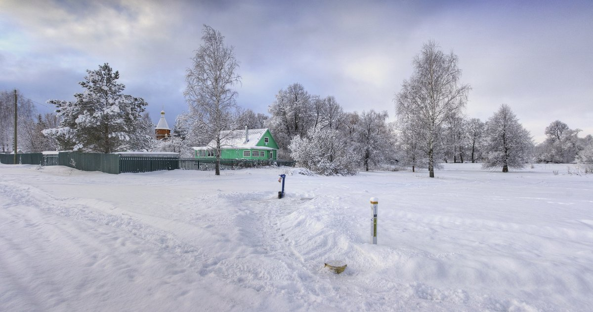 Зимушка-зима! - Константин