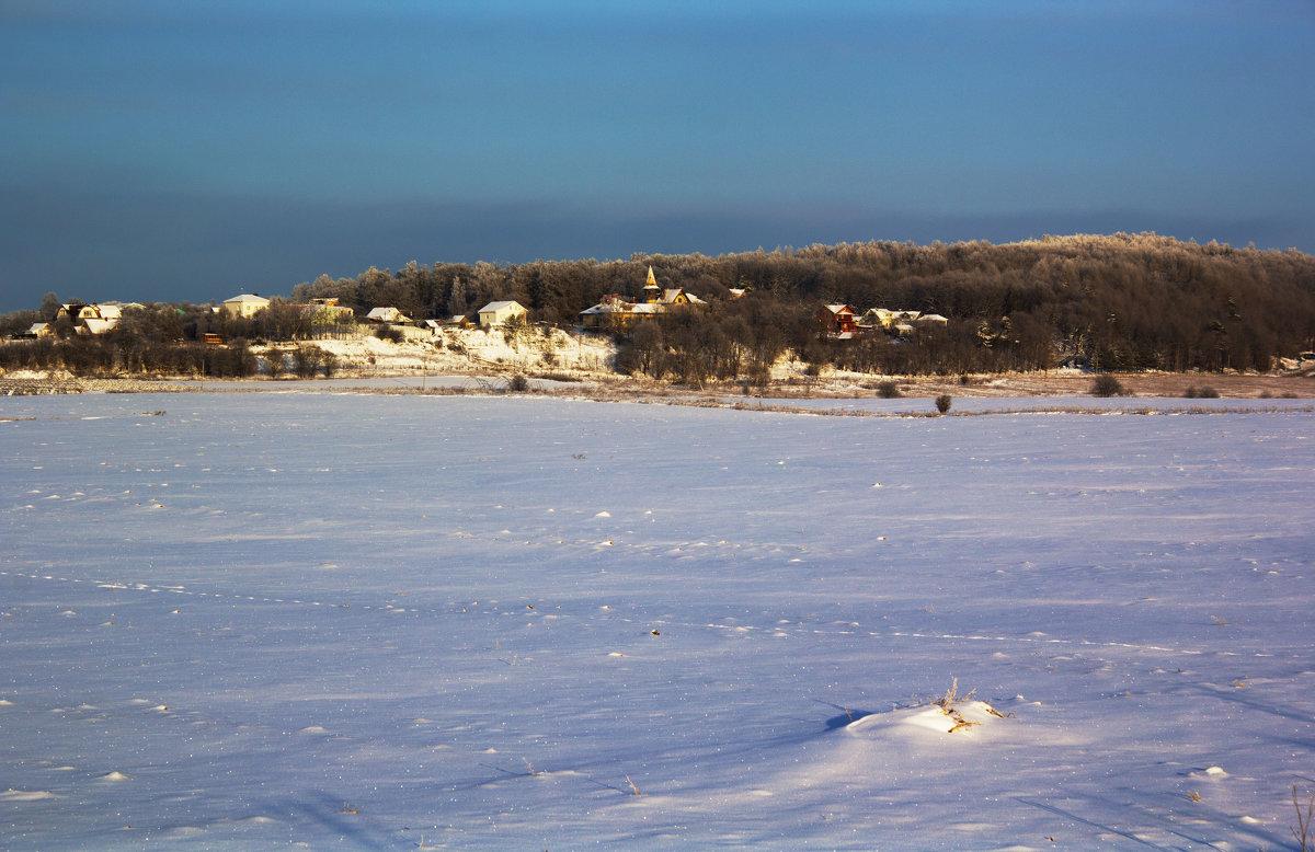 Зимний день - Aнна Зарубина