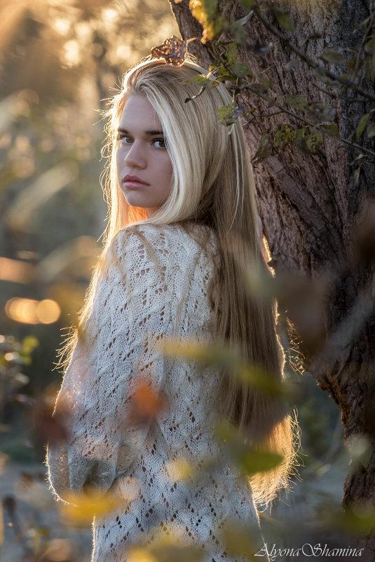 Осенний портрет - Алёна