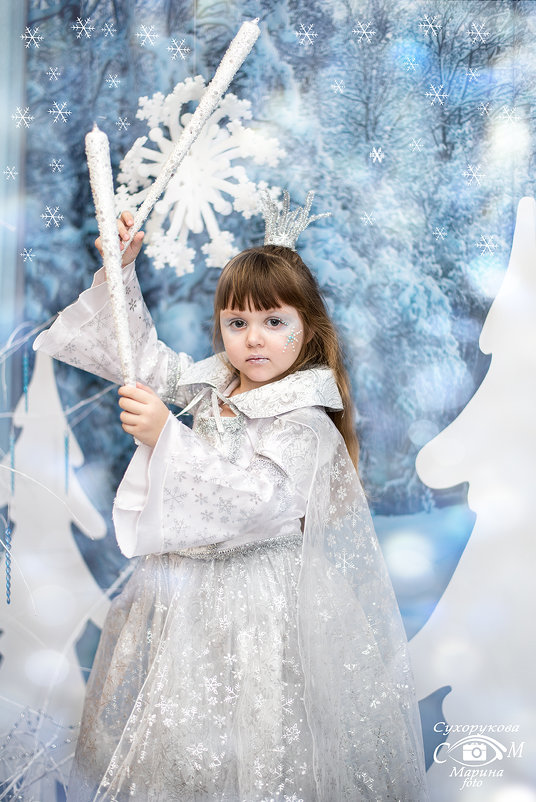 Снежная королева - Марина