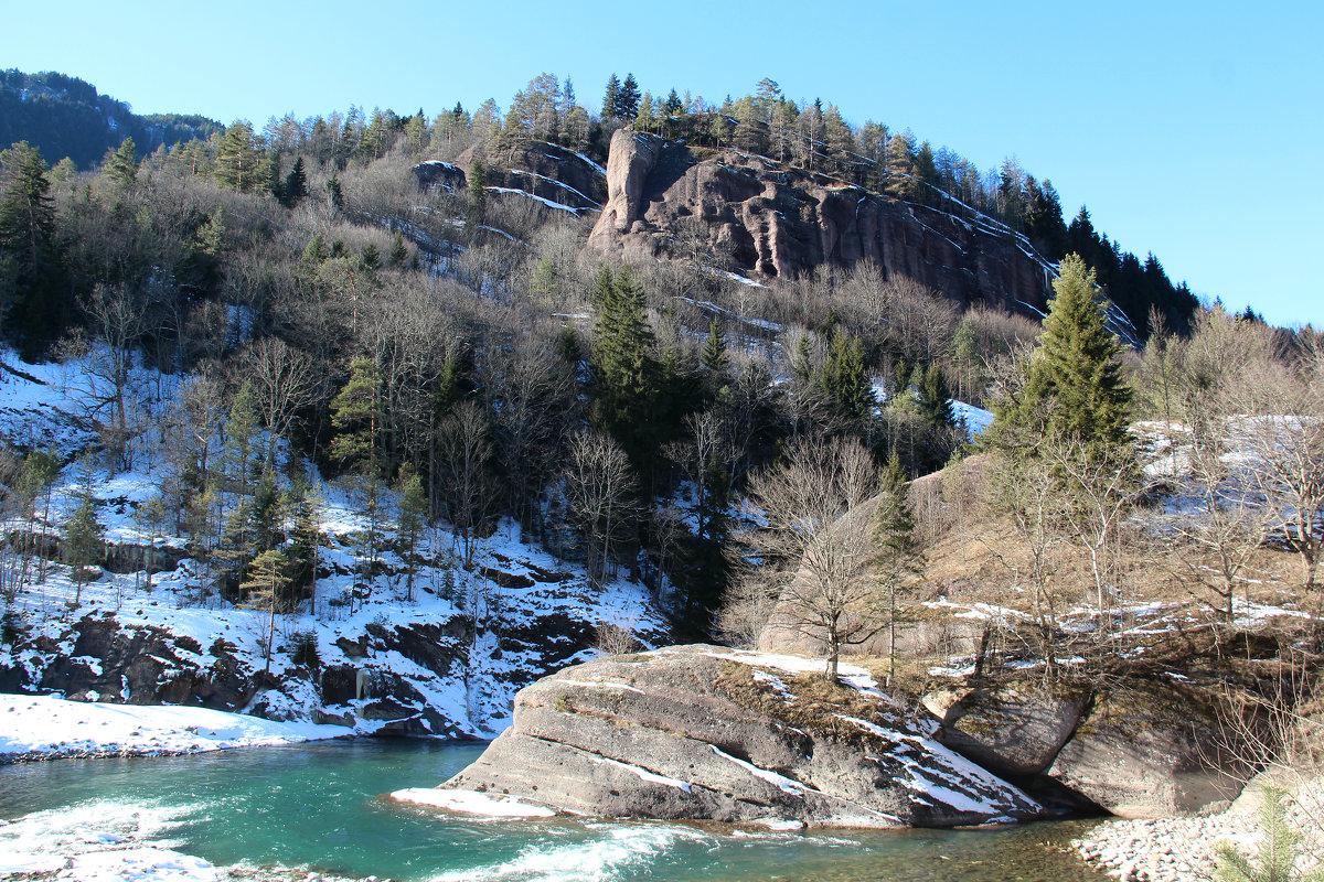 Река Большая Лаба - Светлана Попова