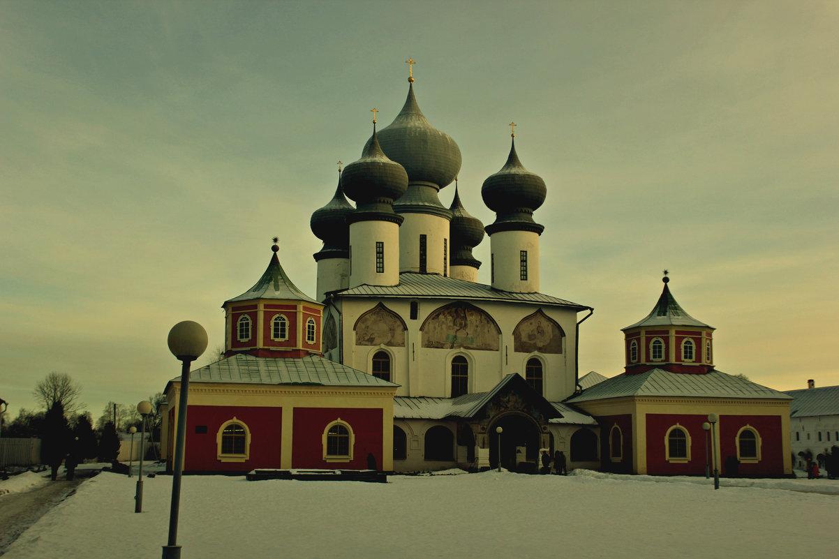 Успенский собор - Сергей Кочнев