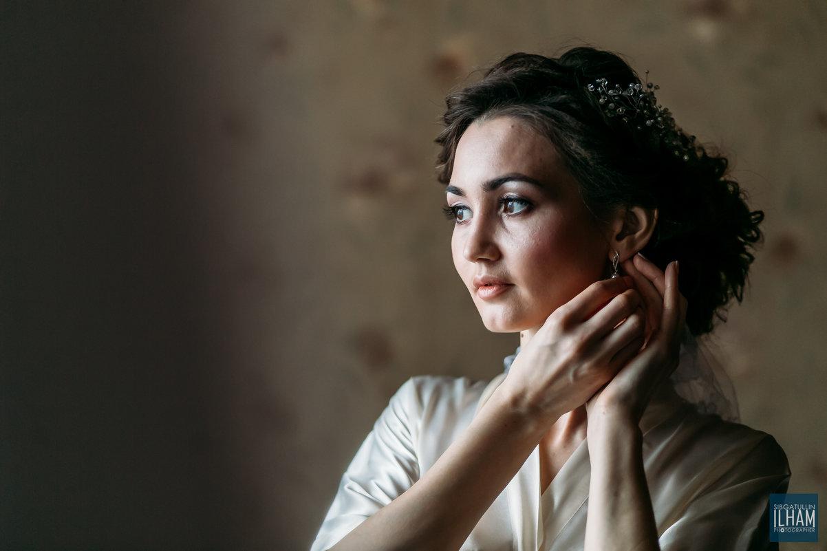 Свадебный день Динар и Сирина - Ильхам Сибгатуллин