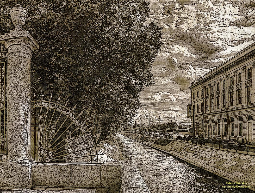 Лебяжья канавка - Valeriy Piterskiy