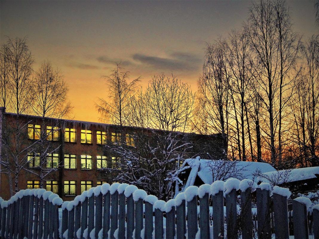 Молочное.Библиотека ВГМХА - Валерий Талашов