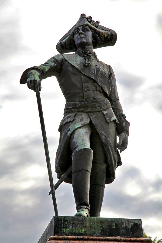 Павел 1 охраняет свой дворец в Гатчине - Наталья