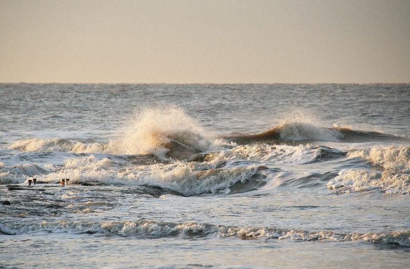 Бурлящие волны Северного моря... - Kapris VS