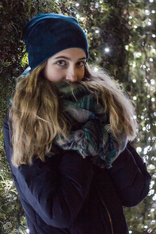 Зимняя Александра - Alexandra Brovushkina