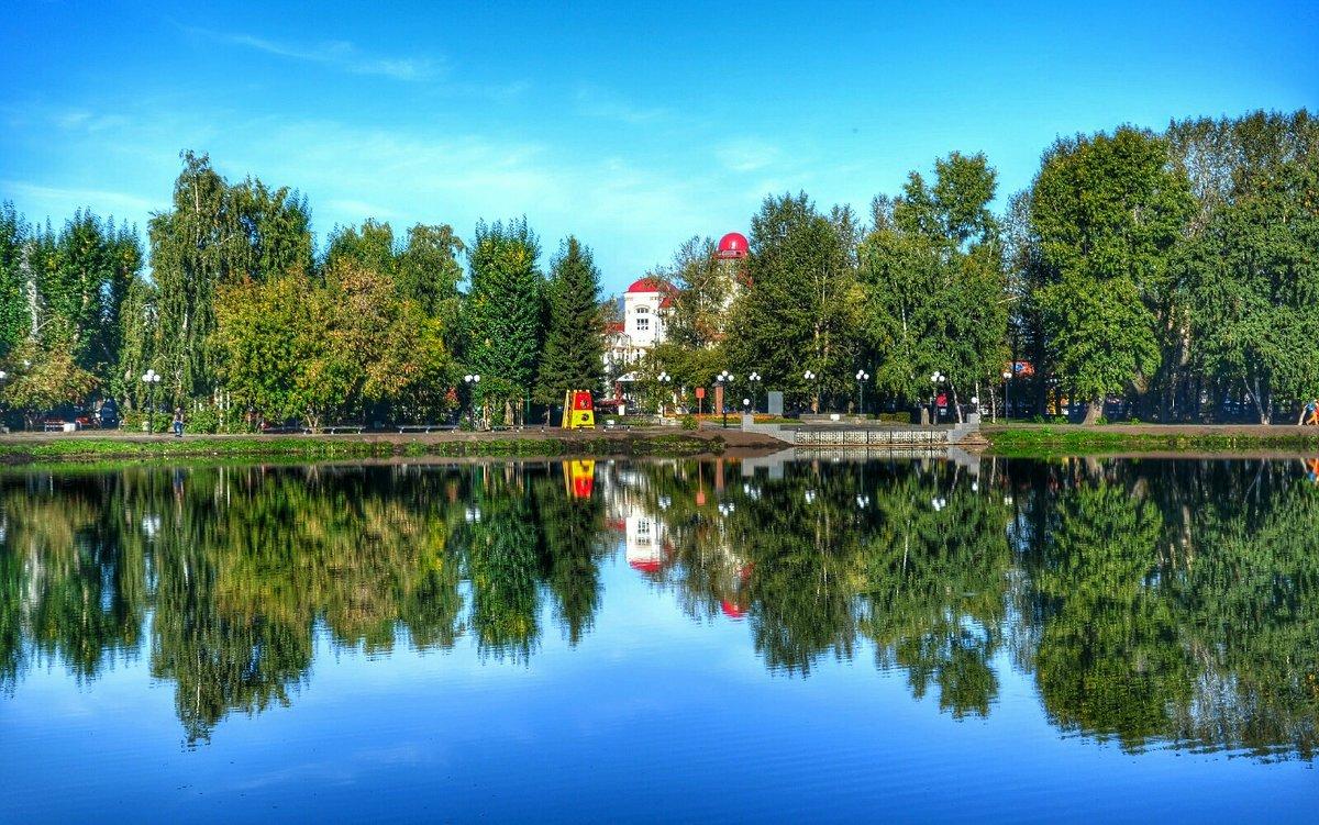 Зеркальное отражение - Милешкин Владимир Алексеевич