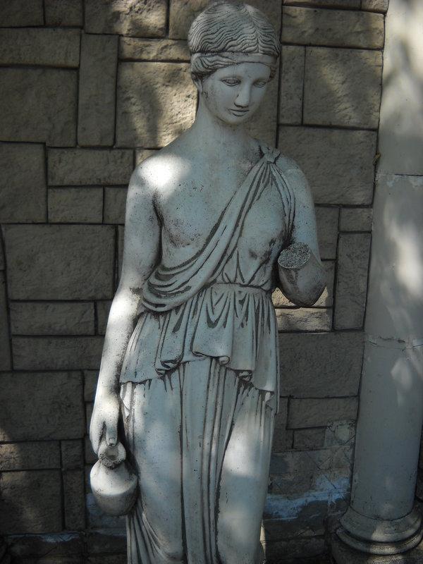 статуя - Александр Попков