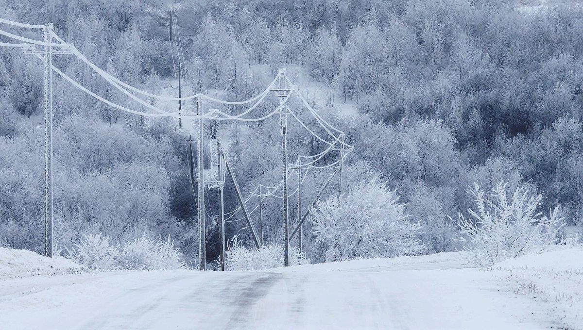 Зимняя дорога - Vit
