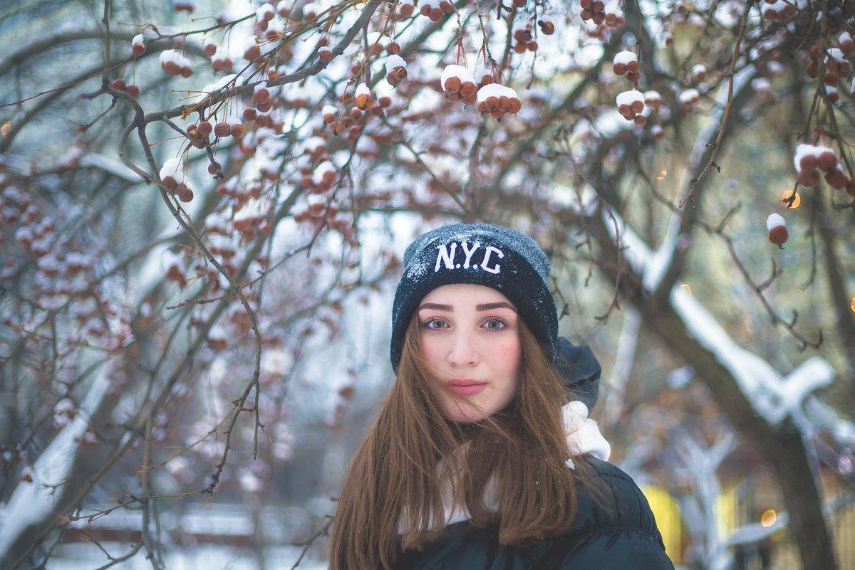 portrait winter - Николай