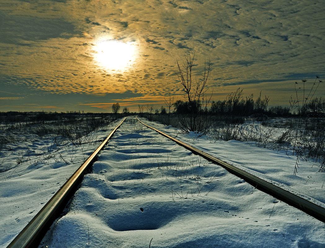 Забытая дорога в никуда... - Александр Бойко