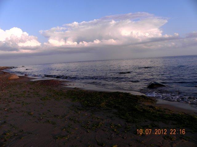 Тучи над морем - Svetlana Lyaxovich