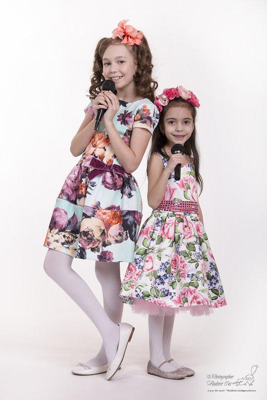 Дети - цветы жизни нашей - Детский и семейный фотограф Владимир Кот