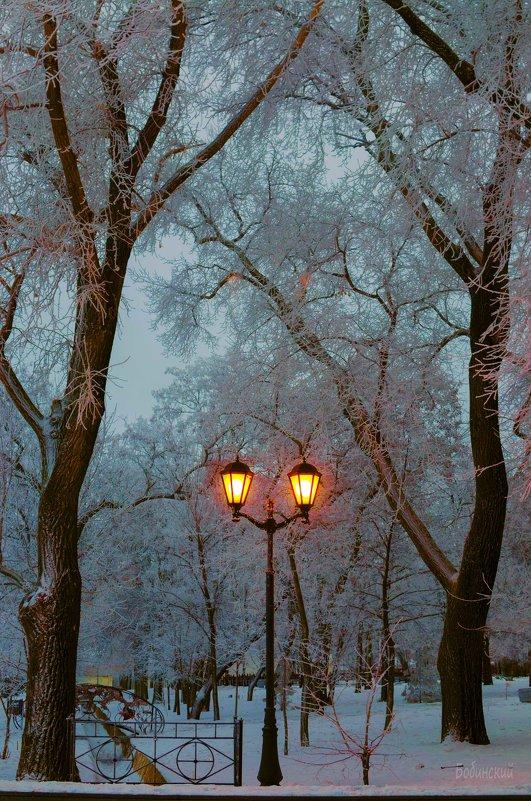 Вечер в Историческом сквере - Константин Бобинский
