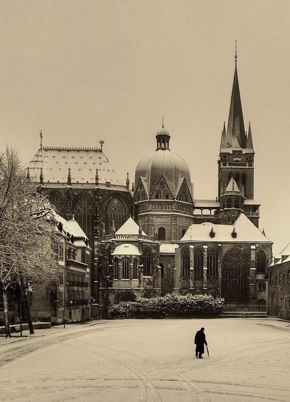Aachener Dom ( Ахенский Собор ) - Boris Alabugin