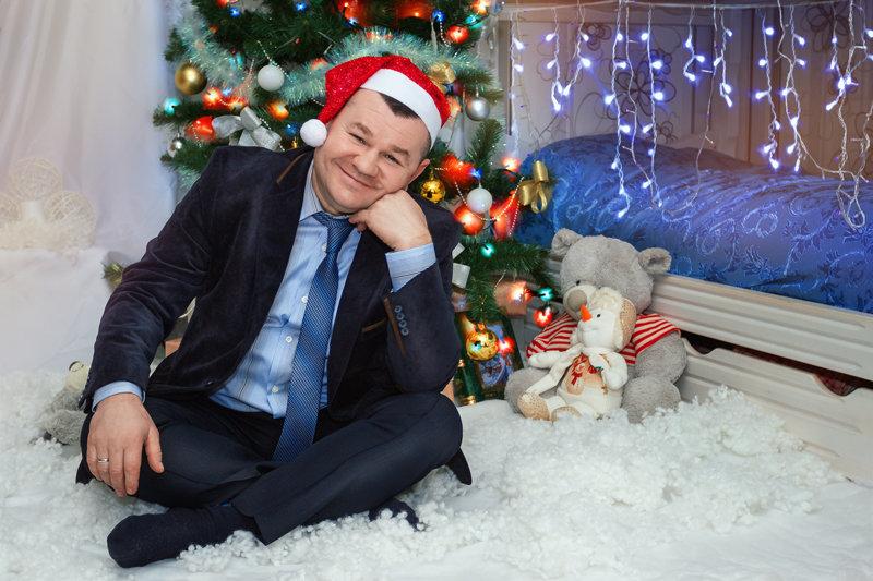 Веселый Дедушка Мороз. Когда два сердца бьются в такт) - Tatsiana Latushko
