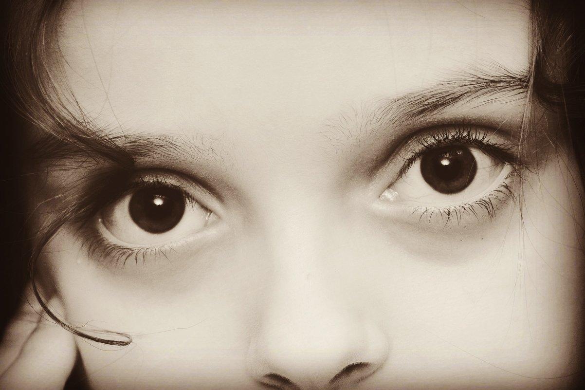 Ее глаза - Анастасия