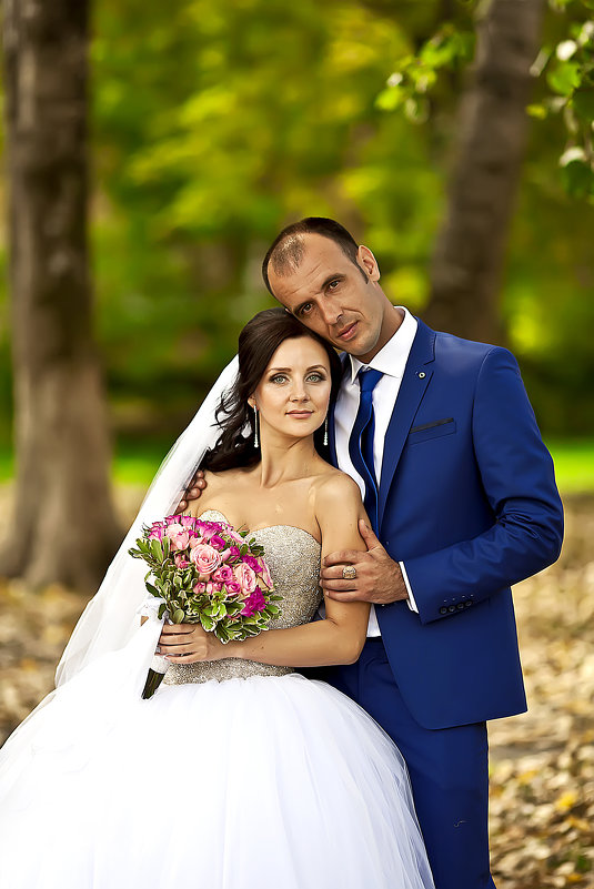 wedding - Настасья Авдеюк
