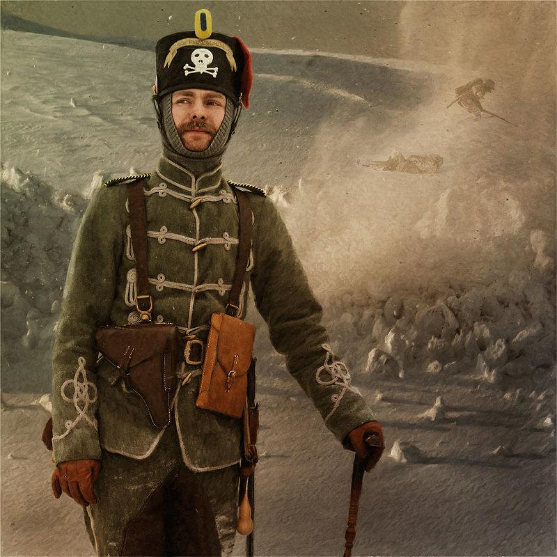 гусар 17-го гусарского Брауншвейгского полка - . vvv .