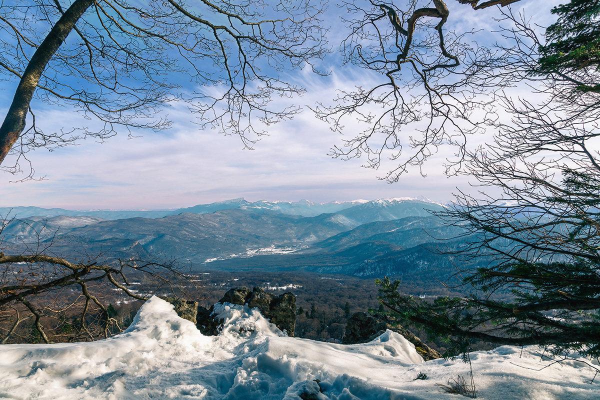 Горы Адыгея - anatoly