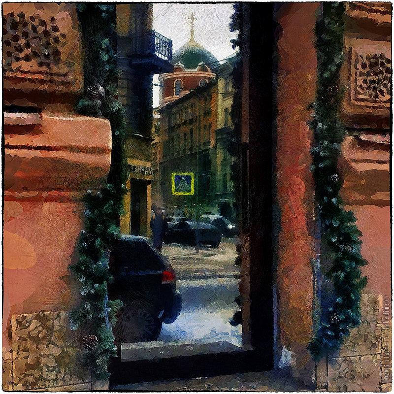 My magic Petersburg_02356 - Станислав Лебединский