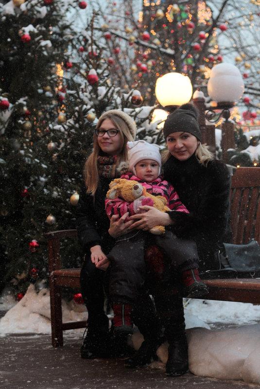 Семейное фото - Татьяна Тимофеева