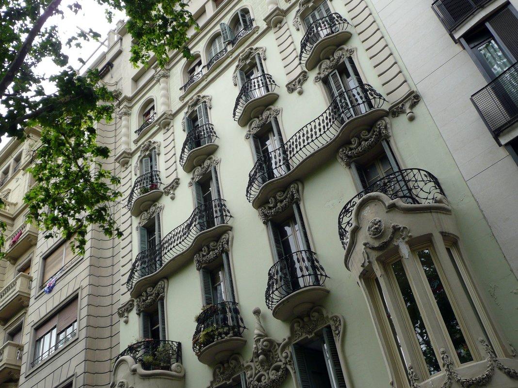 Барселона - mikhail